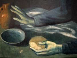 """The Blind Man's Meal"" by Pablo Picasso"